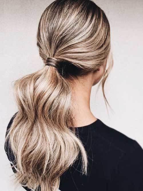 Nikah Saç Modelleri-18