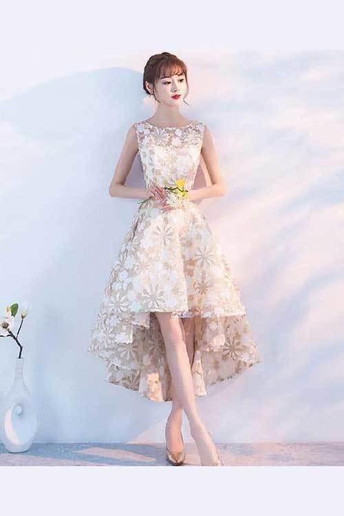 Elbise Modelleri Abiye Kısa-19