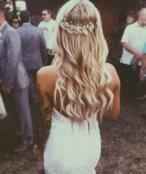 Gelin Saç Aksesuarları-22
