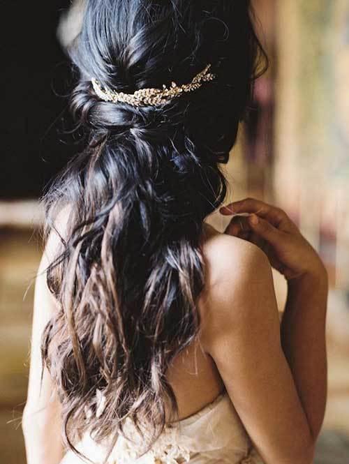 Gelin Saç Aksesuarları-7