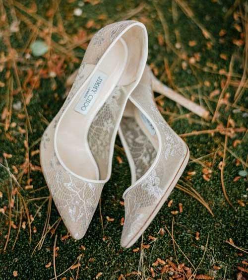 Desenli Gelin Ayakkabısı Önerileri