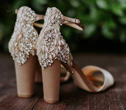 En Güzel Gelin Ayakkabısı Önerileri