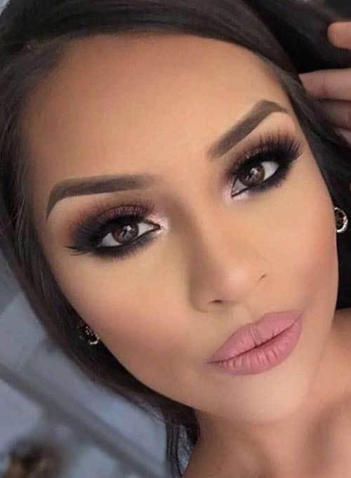Kahverengi Gözlüler için Doğal Göz Makyajı Önerileri