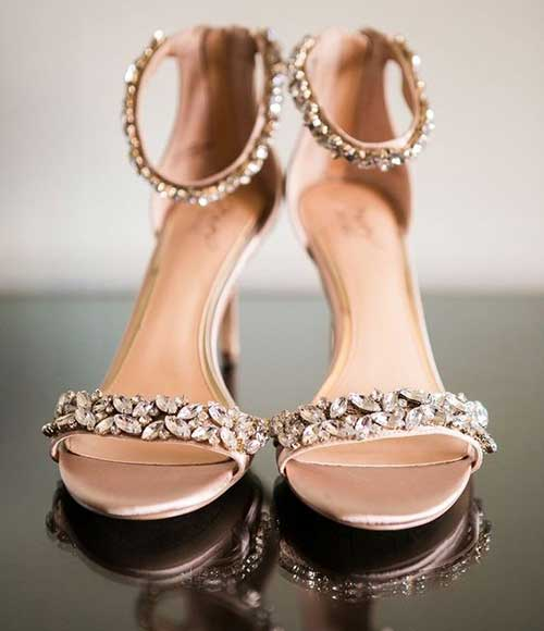 Sandal Model Gelin Ayakkabısı Önerileri