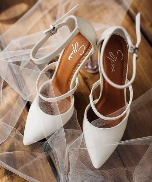 Sivri Burunlu Gelin Ayakkabısı Önerileri