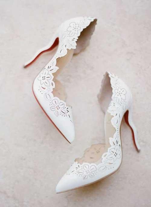 Tasarım Gelin Ayakkabısı Önerileri