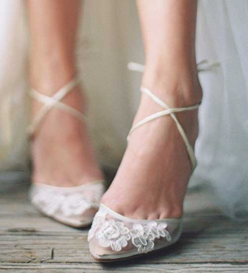Zarif Gelin Ayakkabısı Önerileri
