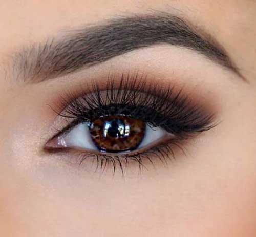 Göz Makyajı Fikirleri