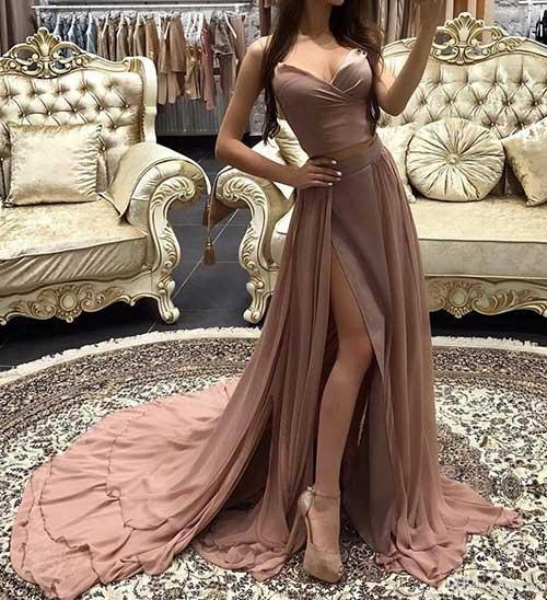Uzun Abiye Modelleri 2019