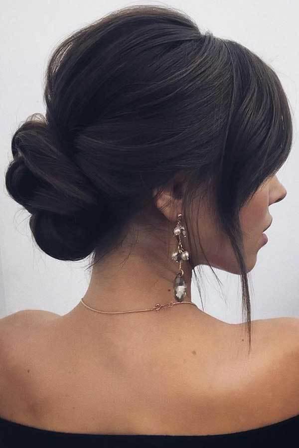 Modern Düğün Saç Modelleri-10