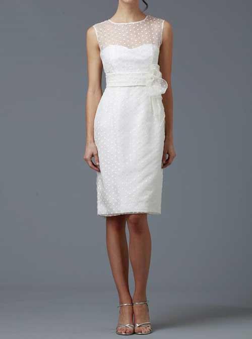 Tül Nikah Elbisesi Modelleri-13