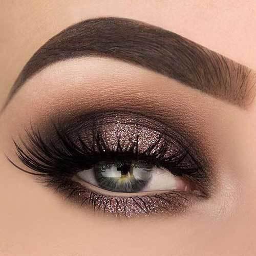 Buğulu Göz Makyajı-16
