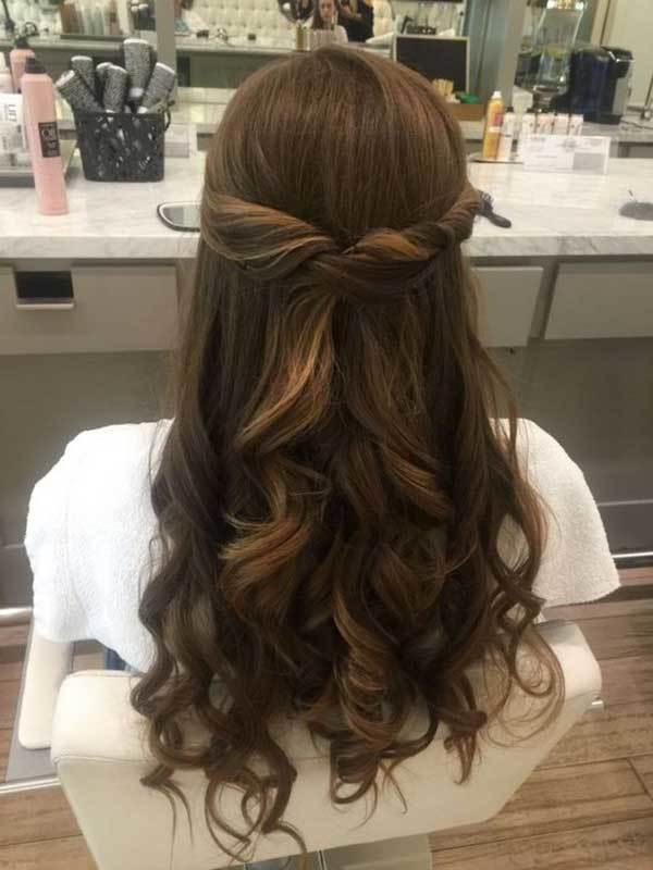 Basit Düğün Saç Modelleri-17