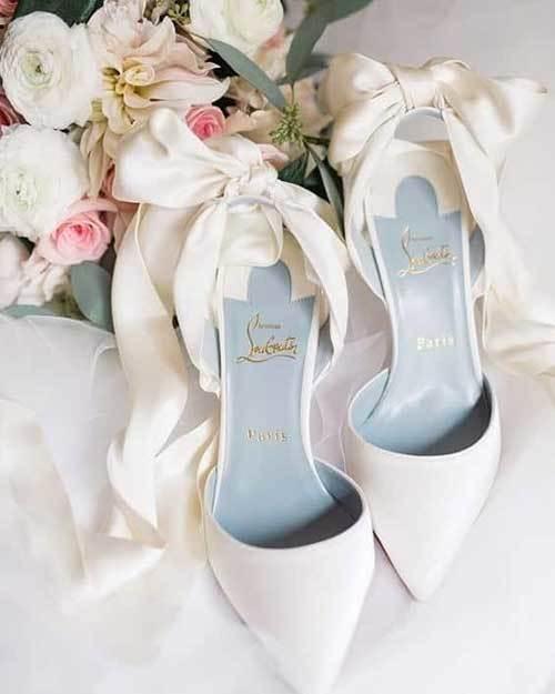 Gelinlik Ayakkabı Modelleri-19