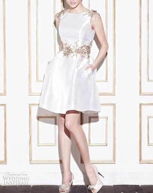 2019 Nikah Elbisesi Modelleri