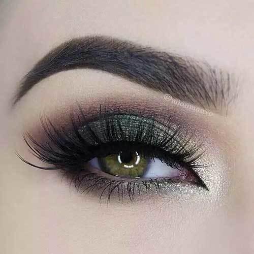 Buğulu Göz Makyajı-21