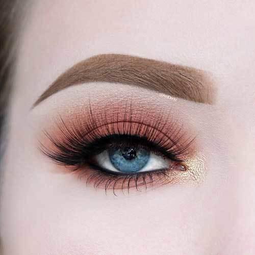 Buğulu Göz Makyajı-22
