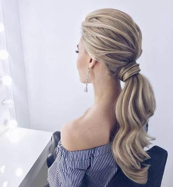 Dalgalı Düğün Saç Modelleri-23