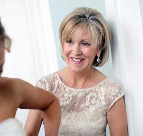 Klasik Gelin Annesi Saç Modelleri-7