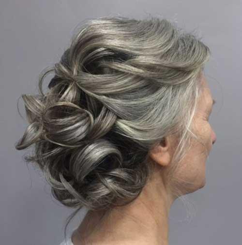 Gelin Annesi Saç Modelleri
