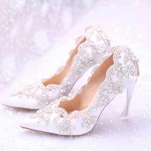 Gelin Ayakkabı Modelleri 2019
