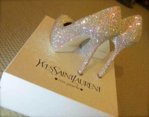 Gelinlik Ayakkabı Modelleri