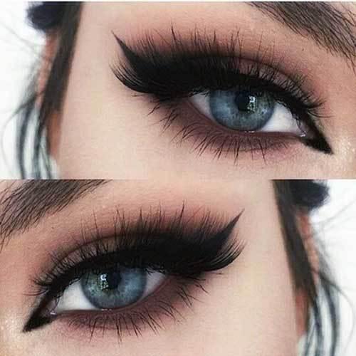 Gelin Göz Makyajı