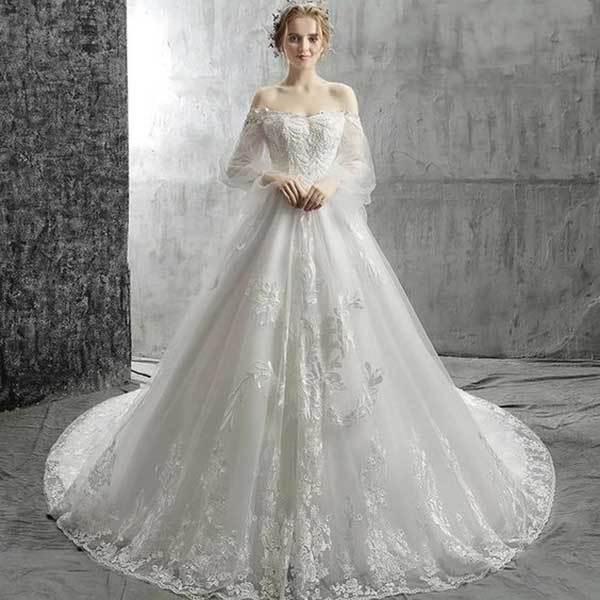 A Model Prenses Gelinlik-17