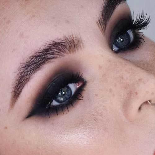 Göz Makyajı-21