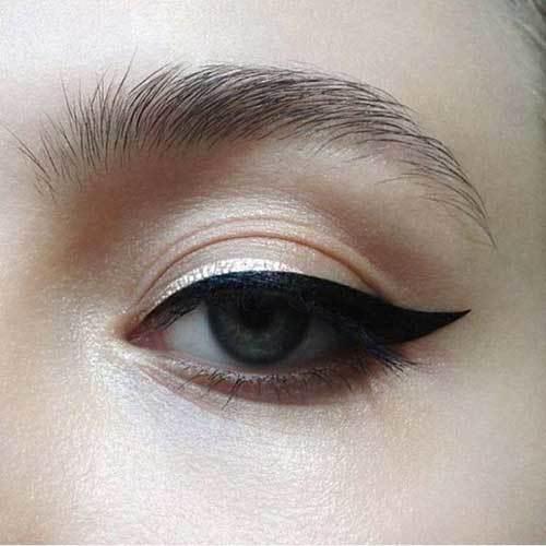 Zarif Göz Makyajı-8