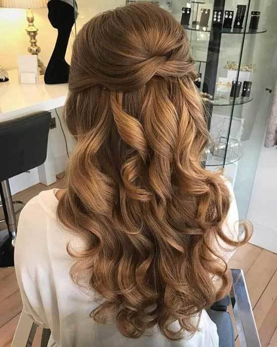 Abiye Saç Modelleri-13