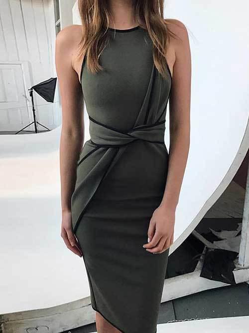 Kalem Etek Abiye Yazlık Elbise Modelleri-13