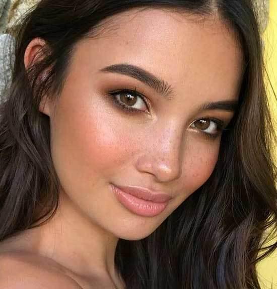 Doğal Makyaj Önerileri-27