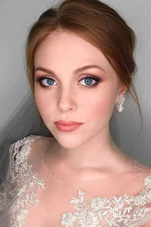Gelin Makyajı 2019-15