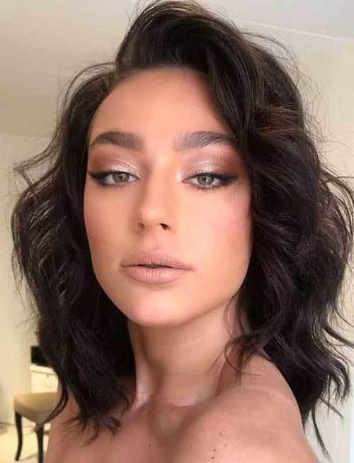 Gelin Makyajı 2019-17