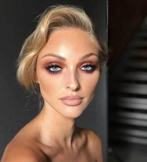 Gelin Makyajı 2019-25