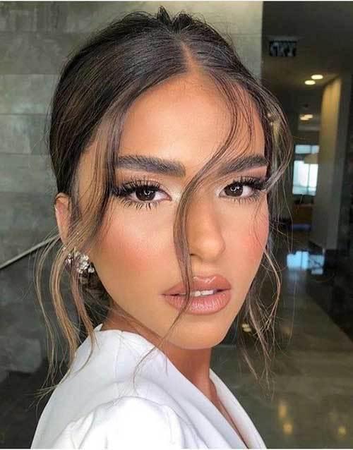 Gelin Makyajı 2019-28