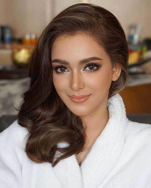 Gelin Makyajı 2019-9