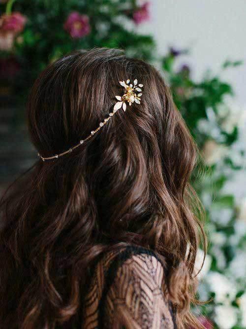 Gelin Saç Aksesuarları-11