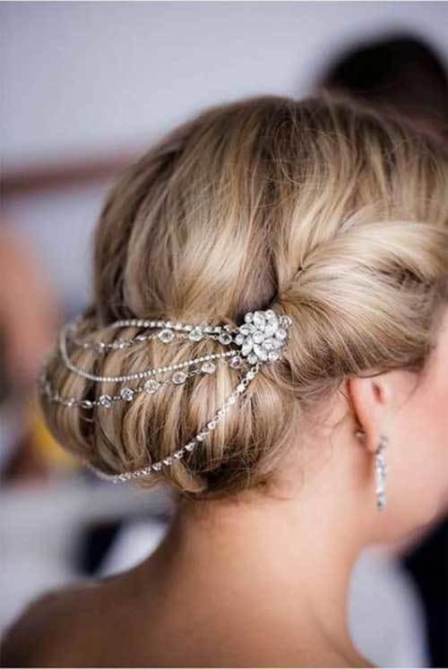 Düğün Saç Tokası