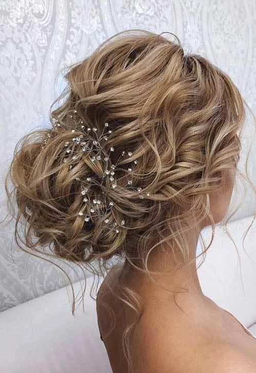 Abiye Saç Modelleri-12