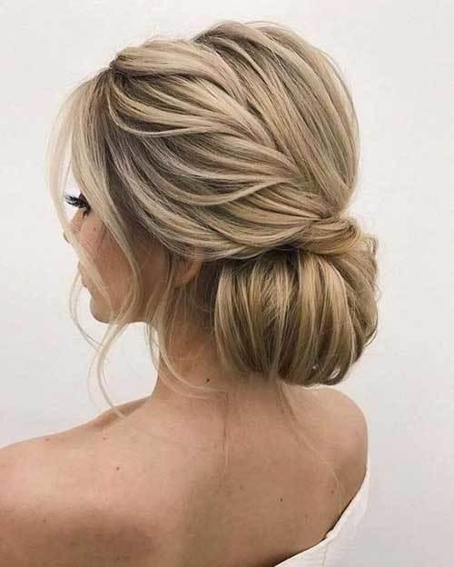 Abiye Saç Modelleri-14