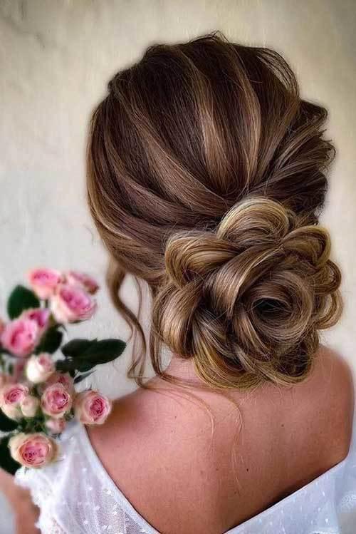 Abiye Saç Modelleri-6