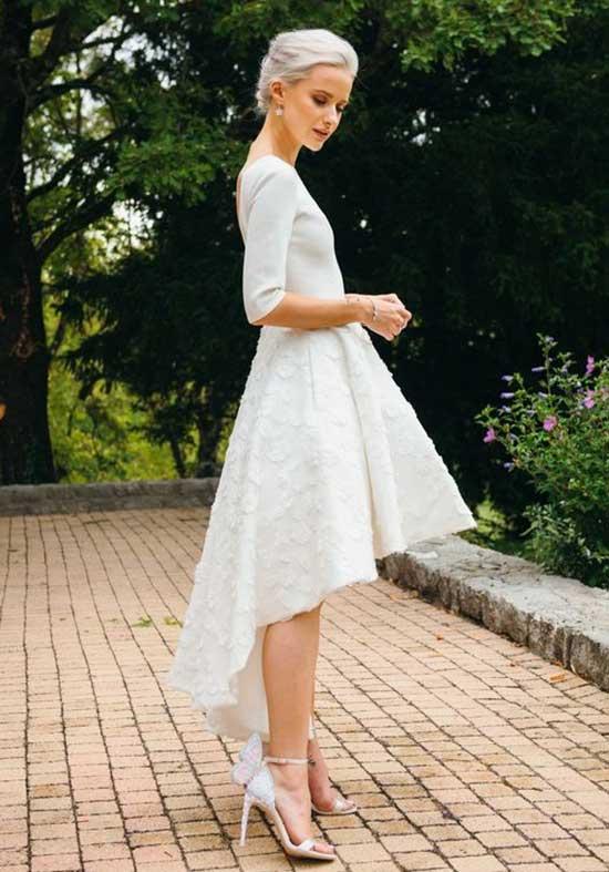Nikahta Giyilen Elbise Modelleri